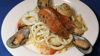 Ouzeri Seafood