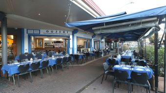 Ouzeri in West End