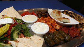 Vegetarian Platter