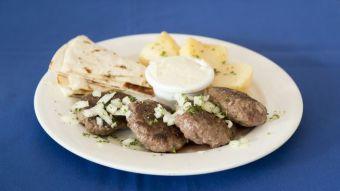 Bifteki (Meatballs)